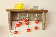 Ak at home    : crochet * feestlichtjes