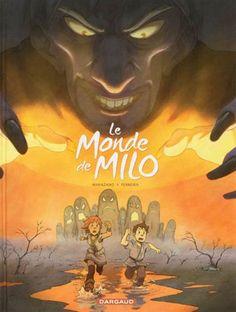 De l'autre côté du lac, Milo et Valia découvrent un peuple de gens tout petits. Rapidement, ils sont poursuivis par un puissant sorcier.