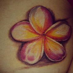 Tattoo flor de mayo
