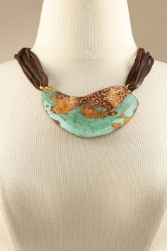 Catalina Necklace - Argentinean Hand-crafted Necklace