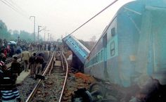 Kanpur train accident: Latest Updates|Videos|Photos