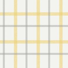 A fashion led tartan style wallpaper design in spring green will add a real splash of colour and interest to any wall and home. This wallpaper design is