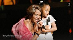 The bond between Whitney Houston and Bobbi Kristina Brown can be traced through images http://nyti.ms/1U2EzJB