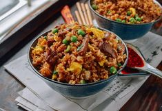 Classic Beef Fried Rice - A Chinese Takeout Recipe - The Woks of Life