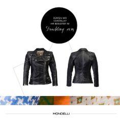 Unser neues Label aus Italien: s.w.o.r.d. Der italienische Jackenspezialist fertigte dieses Meisterwerk. Außen schlicht und zeitlos. Innen bunt, verspielt. Eine Jacke, die niemals langweilig wird.