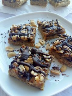 Healthy Sweets, French Toast, Cereal, Food And Drink, Vegan, Baking, Breakfast, Recipes, Cakes
