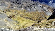 Route de l´altiplano bolivien  Photo @ Béatrice Ruspini