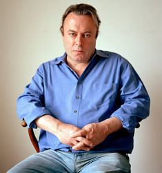Christopher Hitchens in 2007.