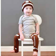 Baby Sport is a one stop shop for baby team clothing. We offer NFL baby clothing, NBA baby outfits and baseball newborn gear. Shop for Packers baby clothes and Red Sox infant gear today. Browns Football, Football Baby, Baseball, Toddler Boys, Baby Kids, Baby Boy, Baby Leg Warmers, Crochet Beanie Hat, Baby Leggings