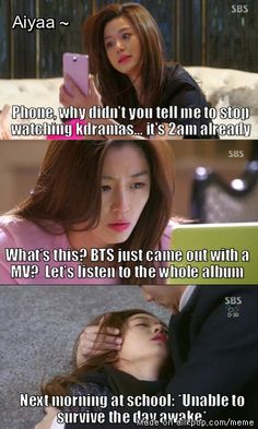 All kdrama watchers can relate..