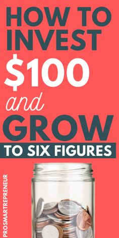 The easiest way to grow your money and income is to invest! Money management and money saving alone won't accelerate the process, but invest and investing sure will. To start investing, it's best…More Investing In Stocks, Investing Money, Real Estate Investing, Saving Money, Stock Investing, Best Money Saving Tips, Best Way To Invest, Way To Make Money, How To Earn Money