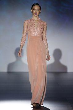 - Foto 1 - Patricia Avendaño 2016 - TELVA.com Pink Champagne, Bridal, Pink Ladies, Formal Dresses, Barcelona, Designers, Outfits, Style, Fashion