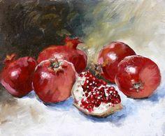 Pomegranate ~ Tanya Jansen