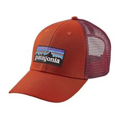 afbd4ceecd1 Patagonia P6 LoPro Trucker Hat