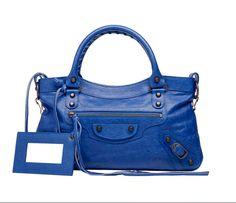 Balenciaga Bleu Cobalt