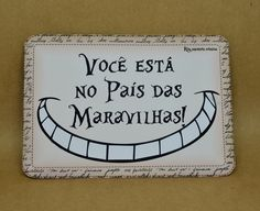arte com frases medida 14,75 x 21 cm  papel matte 240g duplo! Alice In Wonderland Diy, Neon Party, Casino Party, Anniversary Parties, Candyland, Party Themes, Maria Alice, Geek Stuff, Birthday Parties