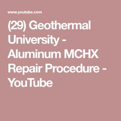 Service manual tv led free download led tv pinterest this video from delphi shows the procedure for repairing an all aluminum microchannel air coil in the field or shop fandeluxe Choice Image