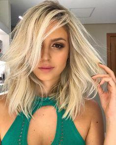 "13.4k Likes, 165 Comments - ROMEU FELIPE (@romeufelipe) on Instagram: ""Fresh Ice Blond🌬#romeufelipe #highlights #loira #blondehair @gabriellacborges"""