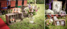 Love those precious details at wedding ceremonies!