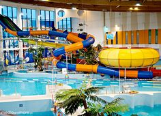 Waterpark in Krakow. http://partykrakow.co.uk/stag-weekends-krakow/relaxed/water-park/