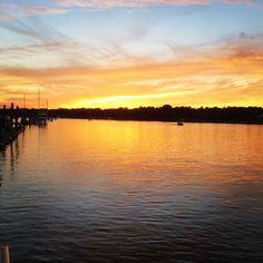 #hiltonheadisland #sunset http://ift.tt/1NlLhvg