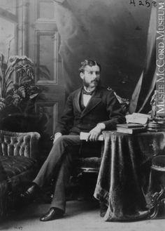 Dr William Bell Malloch, photographe, Montréal, QC, 1869-1870