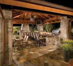 Add another entertainment element by providing an outdoor area to ...
