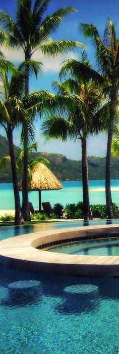 Bora Bora (French Polynesia)  #RePin by AT Social Media Marketing - Pinterest Marketing Specialists ATSocialMedia.co.uk