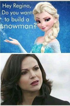 Elsa & Regina