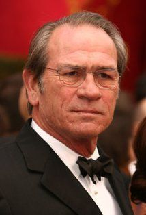 Tommy Lee Jones - Actor - -went to Harvard on scholarship, where he famously roomed with future United States Vice President Al Gore