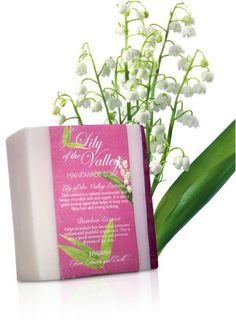 From http://nyassabathandbody.com/  Lily of Valley contains Lily of Valley Extracts and Bamboo Extracts that keeps your skin taut young and reduces wrinkles.