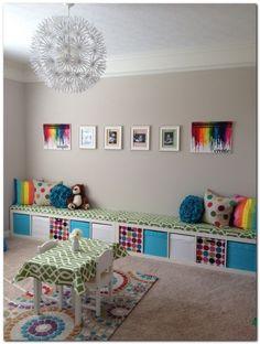 Simple Playroom Ideas for Kids (19)