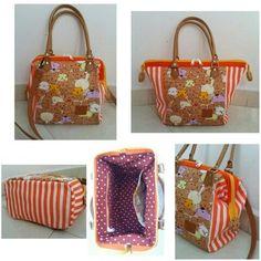 Kawaii Doctor Frame Bag: