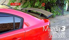 Mazda 3 BK Lenzdesign Bodykit & Spoilers 2003 2004 2005 2006 2007 2008 2009 Carbon Fiber, Kit, Ideas, Cars, Mazda 3 Sedan, Thoughts