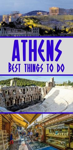 As a local living in the city, this is my guide on the best things to do in Athens on a short break. Just staying in Athens for 2 or 3 days? This sightseeing itinerary is perfect for you!