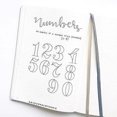 Friday Feature Im so excited to share with you Annies feed (@ajournalbyannie). Its absolutely gorgeous and clean and arent these numbers !? Shes asking if wed be interested in seeing tutorials for these... I say YES!! Dont forget to tag your fav journal pics with #LifebyW for next Fridays Feature or a story shoutout! . . . . . . #plannercommunity #plannerjunkie #plannerobsessed #penart #bulletjournal #showmeyourplanner #bujoinspire #bujoideas #journaling #journallove #creativeplanning…