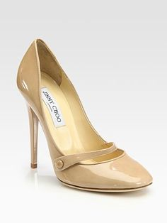 Jimmy Choo Taffy Patent Leather Pumps,,,,,,, I want these shoes,, Santa I have been a very good girl..I tried these one, and oh boy did they feel good..shoes totally make and outfit....