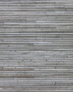 Planche en bois pour façade de bâtiment sur le site photogare.com