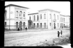 [Hospital San José (Bogotá, Colombia)]como es un bien patrimonio, no ha cambiado externamente nada, su entorno si...