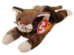 ff505b8f8d5 Pounce Cat - Retired Ty Beanie Baby - 1997 - Mint Condition