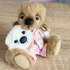 Miniature bear Bears, Miniatures, Teddy Bear, Toys, Handmade, Activity Toys, Hand Made, Clearance Toys, Teddy Bears