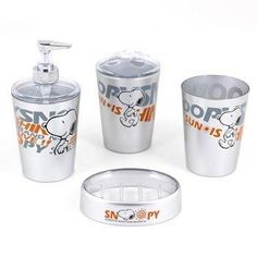 Good Snoopy Bath And Kitchen Set | Snoopy | Pinterest | Kitchen Sets And Snoopy