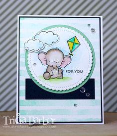 Diary of an Inky Girl…: Adorable Elephants