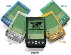 Geek.com PDA Review: Handspring Visor Deluxe