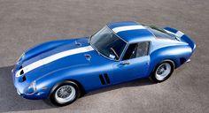 chassisnummer 3387 de tweede 250 GTO geproduceerd