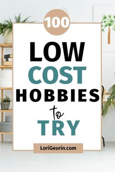 Need some excitement in your life? Try one of these 100 low cost hobbies that are perfect for women and moms. #hobbies #hobbiesforwomen #hobbiestotry #hobbiestodoathome #cheaphobbies Diy Crafts And Hobbies, Cheap Hobbies, Hobbies For Women, Hobbies To Try, Hobbies That Make Money, Ways To Relieve Stress, Diy Clothes, The 100, Mom