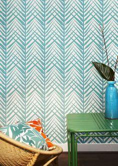 Papier peint tropical : toutes les nouveautés pour une déco exotique