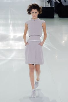 Chanel at Couture Spring 2014 - Runway Photos
