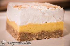 Érdekel a receptje? Kattints a képre! Küldte: Sweet Recipes, Cake Recipes, No Bake Treats, Cake Cookies, Vanilla Cake, Tiramisu, Cheesecake, Deserts, Xmas