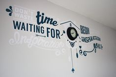 cool office wall decor - Google Search